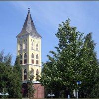 Колокольня церкви Девы Марии :: Вера