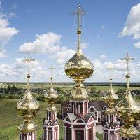 Золотые купола :: Олег Пученков