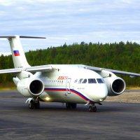 Ан-148-100В :: vg154