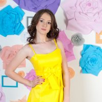 Студийный портрет :: Мария Сидорова