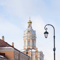 Александро-Невская лавра :: ник. петрович земцов