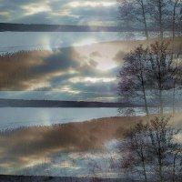 Фантазия на тему Невы :: Весна