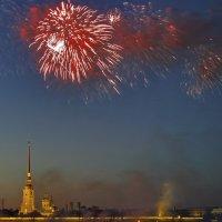 салют Победы :: Вадим Остриков