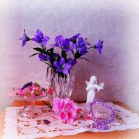 Ангел, храни Женщину! :: Nina Yudicheva