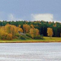 Усадьба Михайловское. :: Нина