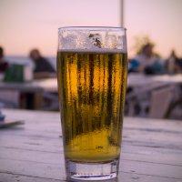Пивасик на закате :: Olga Kudryashova