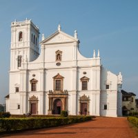 Кафедральный Собор Святой Екатерины (Кафедральный Собор Се) :: Виктор Куприянов