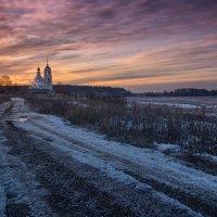 По следам зимних дорог... :: Roman Lunin