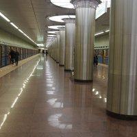 Станция метро Котельники :: Сергей Михальченко