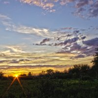 Sun is going down :: Денис Неклюдов