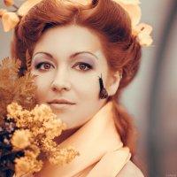 Портрет с улиткой :: Светлана Зырянова