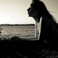 мысли у реки :: Ольга Белёва
