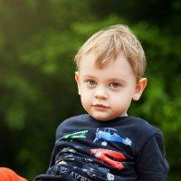 Малыш :: Никита Мельников