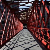 Мост. Жирона :: Зинаида Голубкова