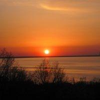 закат :: галина акинчина