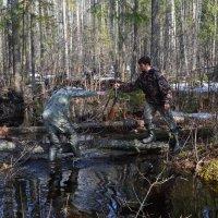 Весенняя охота :: Борис Устюжанин