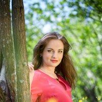 Весна :: Людмила Манохина