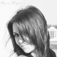 Черно-белый портрет :: Евгения Мартынова