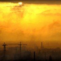 Закат над Одессой :: Алексей Помогаев
