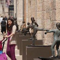 Улица Иерусалима :: Юрий Герштейн