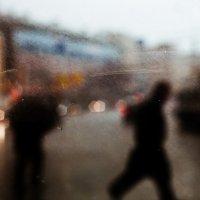 московский дождь и незнакомец :: Динара Аккужина