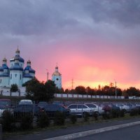 Закат Кривой Рог :: Максим Мартыненко