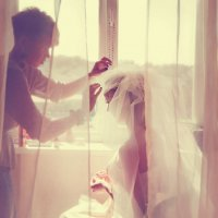 Утро невесты :: Петр Кладык