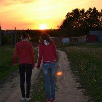 закат :: Лана Васильева