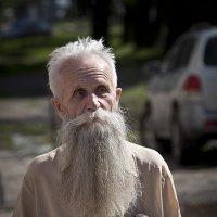 Забыл побриться :: Николай Хондогий