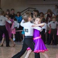 конкурсный танец :: Виктор Ковчин