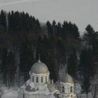 Храм. Вид сверху :: Александра Вертгейм