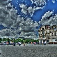 площадь Театральная :: klevyanyk Клевъяник