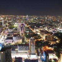 Ночной Бангкок :: Валерий Гусельников