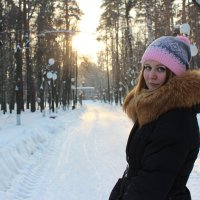 Зимнее настроение :: Александра Сучкова