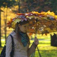 Осень :: Сергей Клишов