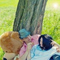 — Я сильная, я справлюсь. — Сильным буду я, а ты будь нежной и просто люби меня. :: Алиса Воробьева