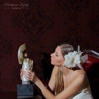 Интерьерная фотосъемка невесты :: Катерина Кучер