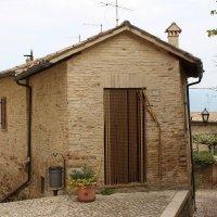 маленький домик в Монтефалько :: Sofi Klimenkova