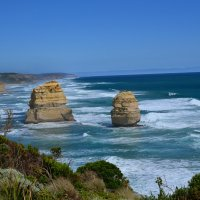 Great Ocean Road,near The 12th Apostols :: елена Shs