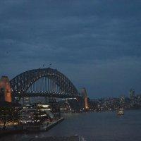Harbour Bridge,Sydney :: елена Shs