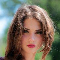 Глаза в глаза :: Виктория Заярская