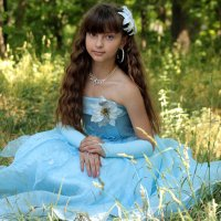 Лесная Фея :: Виктория Заярская