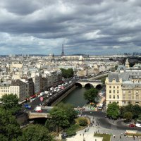 Париж с крыш :: Александра Макеева