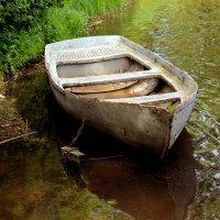 Лодка :: Ольга Маркелова