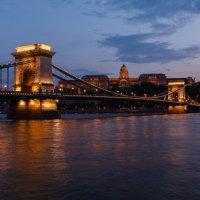 Вечерний Будапешт :: Лана Григорьева