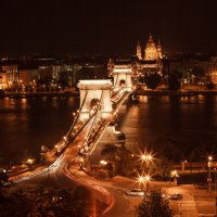 Вечерний звон базилики св. Иштвана :: Лана Григорьева
