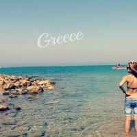 я в Греции :: Татьяна Анагина