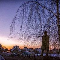 Рубцов на закате :: Никита Дьяковский