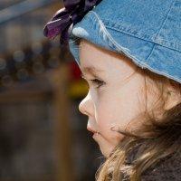 Девочка в шляпе :: Ольга Бусырева