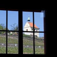 Вид из окна Тройского замка, Прага :: Victoria Bryfar